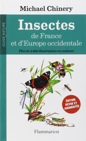 insectes_de_france_et_d_europe_occidentale_michael_chinery_blog_arthropodus_couverture